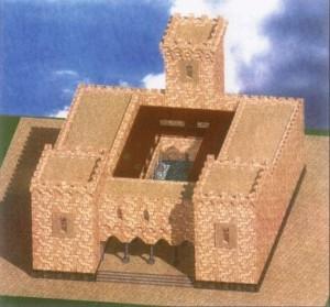 дворец «господ Феодоро» на Мангупе