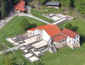 древние сооружения