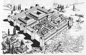 Дворец-крепость Диоклетиана