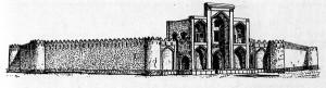 древние сооружения XI в.д.н.э. 1310