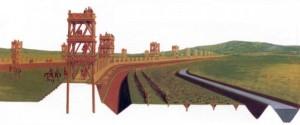 Оборонительные сооружения римлян под Алезией