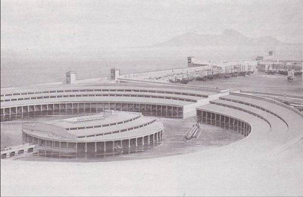Карфаген круглый порт